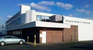 El edficio de la Junta de Educación de Paterson.