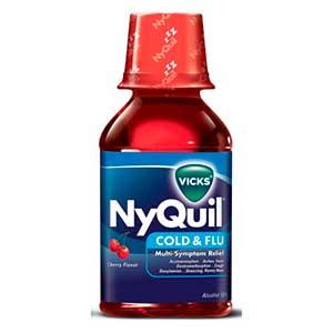 Medicamento para el resfriado y la gripe TYLENOL