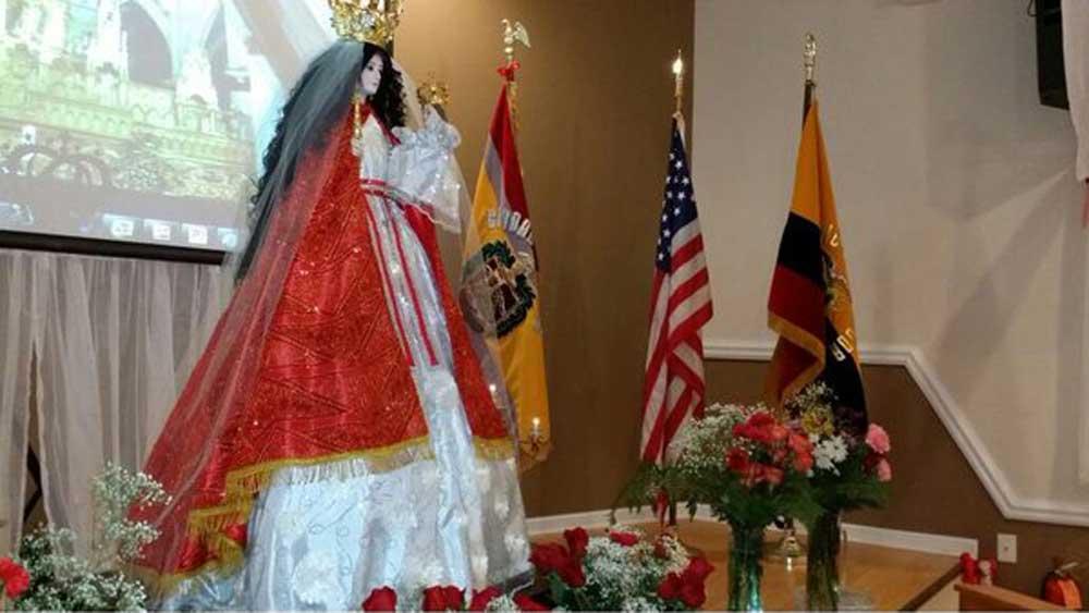 Tributo a la Virgen del Cisne - Periódico Hispano de New Jersey ...