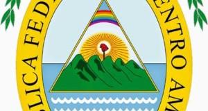 Escudo de la República Federal de Centroamérica (1825-1842)