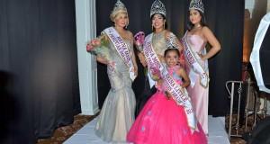 Miss Peruvian Parade 2017-2018, junto a la reina juvenil y la reina infantil, desfilará en la gran parada peruana por las fiestas patrias.