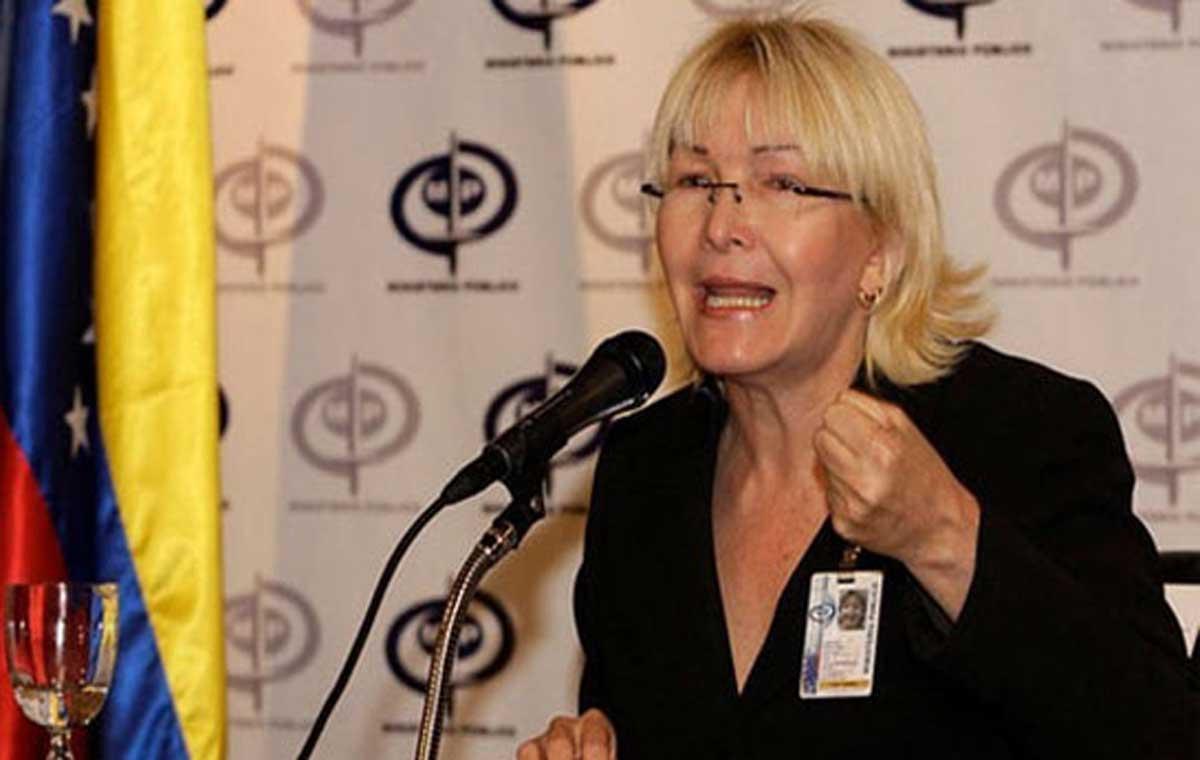 Fiscal ortega constituyente carece de legitimidad for Resultados electorales ministerio