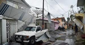 Puerto Rico, devastado tras el paso del huracán. Foto: referencial.