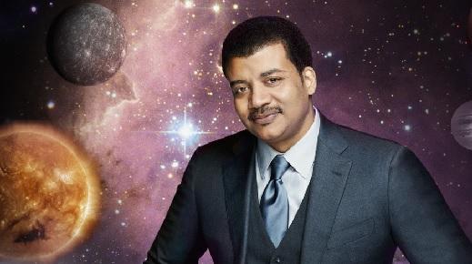 Astrofísico Neil de Grasse
