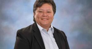 La activista peruana Nelly Celi, candidata fuerte en las contiendas municipales por un puesto en el Concejo de Paterson.