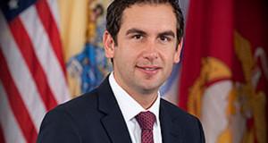 Steven Fulop, alcalde reelecto de Jersey City.