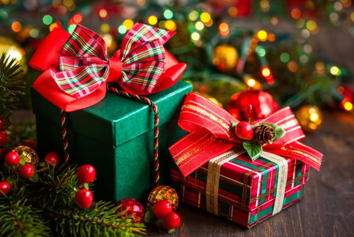Ideas para los regalos de Navidad